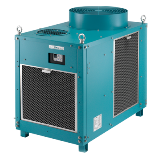3.3 ton industrial portable air conditioner