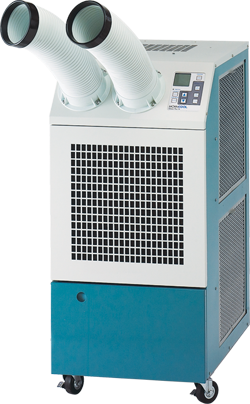 Portable Cooling equipment for commercial and industrial use