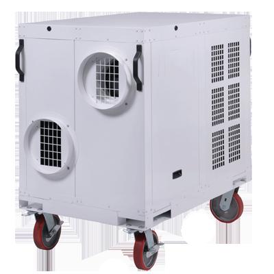 5 ton industrial portable air conditioner