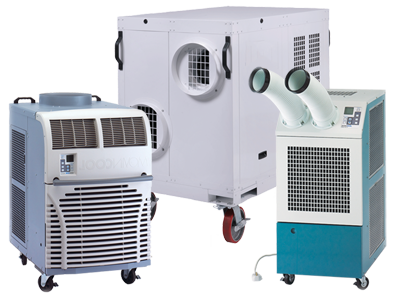 portable cooling equipment