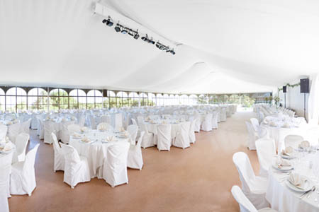 temporary event air conditioning solutions in South Florida