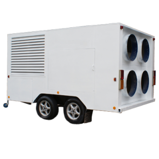 trailer mounted air conditioners